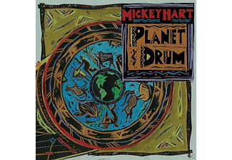 Mickey Hart - Planet Drum (25th Anniversary Edt.) - (CD)