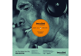 Inna De Yard/Boothe,Ken/McAnnuff,Kush - Let The Water Run Dry/Black To I Roots - (Vinyl)