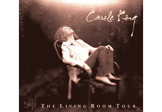 Carole King - The Living Room Tour - (CD)