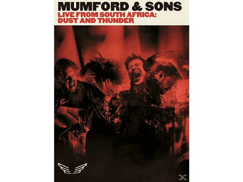 Mumford & Sons - Live In South Africa: Dust And Thunder [DVD] τηλεόραση   ψυχαγωγία μουσική dvds