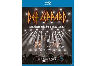 Def Leppard - And There Will Be A Next Time...Live From Detroit - (Blu-ray)