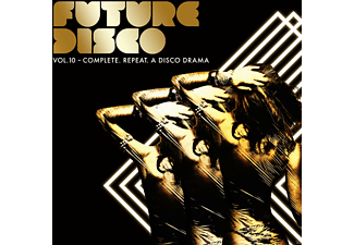 VARIOUS - Future Disco Vol.10 - (CD)