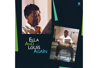 Ella Fitzgerald, Louis Armstrong - Ella and Louis Again (High Quality Edition) (Vinyl LP (nagylemez))