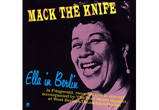 Ella Fitzgerald - Ella in Berlin: Mack the Knife (High Quality Edition) (Vinyl LP (nagylemez))