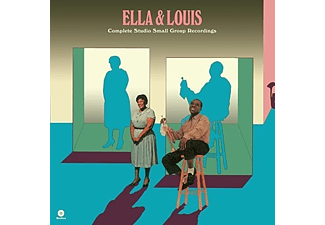 Ella Fitzgerald, Louis Armstrong - Complete Studio Small Group Recordings (High Quality Edition) (Vinyl LP (nagylemez))
