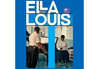 Ella Fitzgerald, Louis Armstrong - Ella and Louis (High Quality Edition) (Vinyl LP (nagylemez))