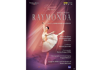 Orchestra And Corps De Ballet Of Teatro Alla Scala - Raymonda - (DVD)