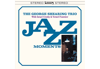 The George Shearing Trio - Jazz Moments (CD)