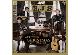 3js - ACOUSTIC CHRISTMAS VOLUME 2