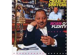 Charlie Shavers - Horn O' Plenty (CD)
