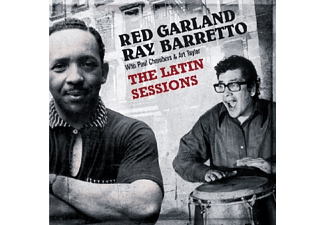 Red Garland, Ray Barretto - Latin Sessions - Complete Recordings (CD)