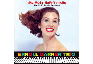Erroll Garner Trio - The Most Happy Piano: The 1956 Studio Sessions (CD)
