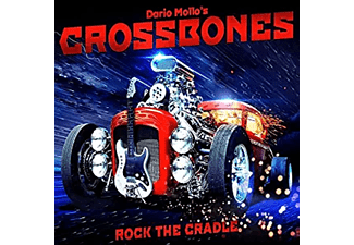 Dario Mollo's Crossbones - Rock the Cradle (CD)