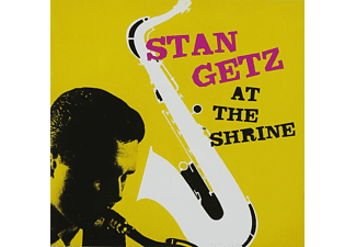 Stan Getz - At the Shrine (CD)