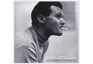 Stan Getz - Interpretations 2 (CD)