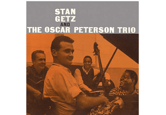 Stan Getz - Stan Getz and the Oscar Peterson Trio (CD)