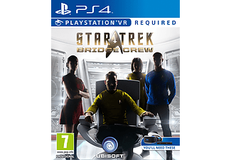Star Trek: Bridge Crew PSVR