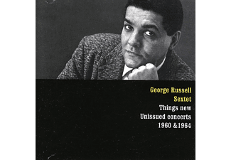 George Russell - Things New Unissued Concerts 1960-1964 (CD)