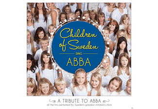 The Children Of Sweden - sing ABBA - (CD)