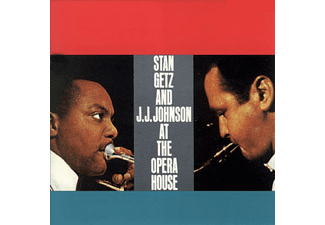 Stan Getz, J.J. Johnson - At the Opera House (CD)
