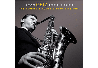 Stan Getz Quartet & Quintet - Complete Roost Studio Sessions (CD)
