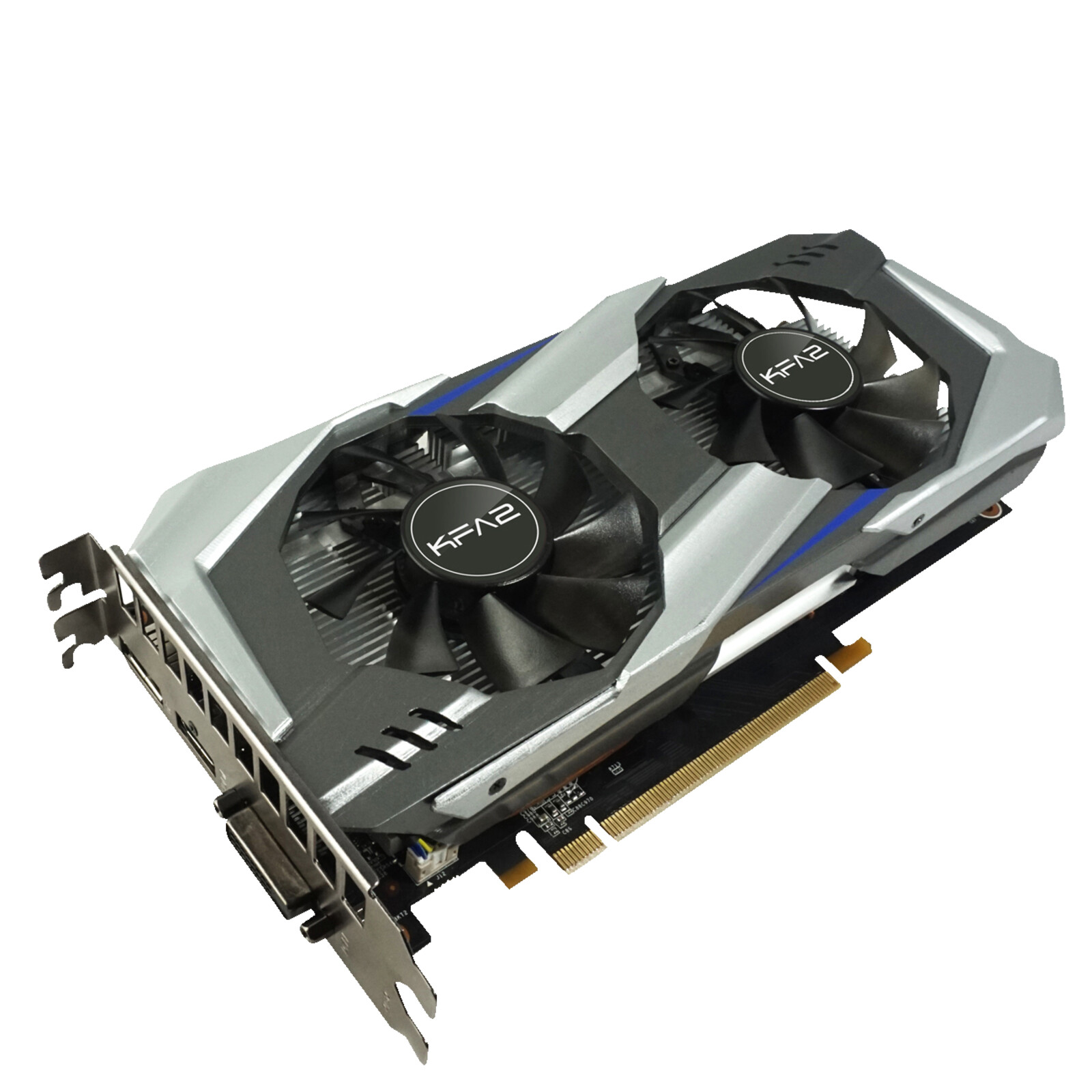 KFA2 GeForce® GTX 1060 OC 6GB - Graphics Card