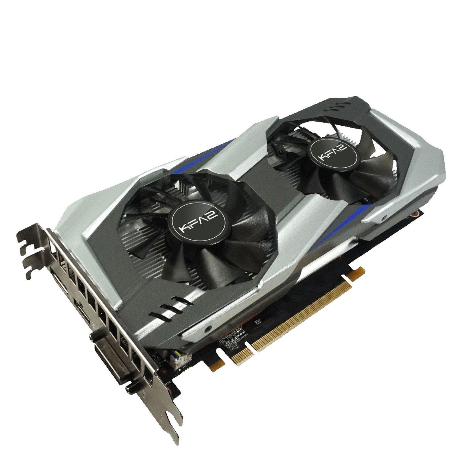 KFA2 GeForce® GTX 1060 OC 6GB - Graphics Card