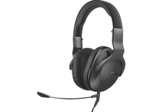 ROCCAT Cross - Multi-platform Over-ear Stereo Gaming Headset Gaming Headset Schwarz