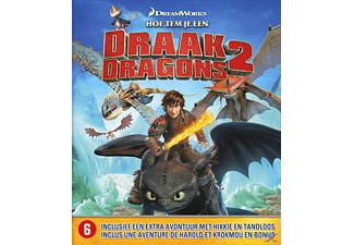 How To Train A Dragon 2 Blu-ray