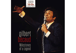 Gilbert Bécaud - Milestones of a Legend - (CD)