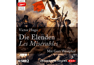 Die Elenden / Les Misérables - (MP3-CD)
