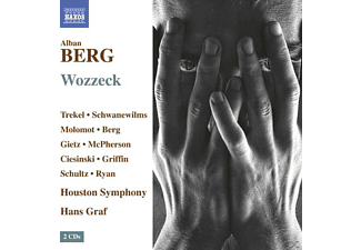 Trekel/Schwanewilms/Molomot/Graf/Houston Sym. - Wozzeck - (CD)