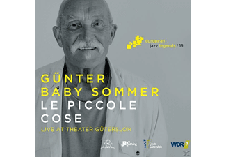 Günter Sommer - Le Piccole Cose-European Jazz Legends Vol.9 - (CD)