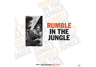 VARIOUS - Rumble The Jungle - (CD)