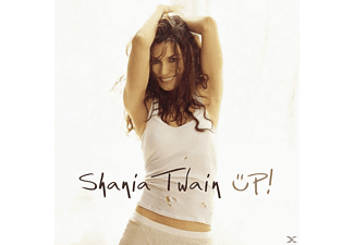 Shania Twain - Up! (Pop Red Version) - (LP + Download)