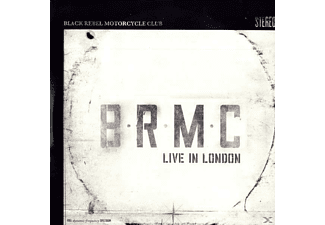 Black Rebel Motorcycle Club - Live In London - (Vinyl)