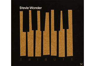 Stevie Wonder - Tribute - (CD)