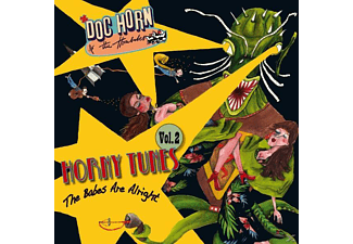 Doc Horn & The Hornbabes - Horny Tunes Vol.2-The Babes Are Alright - (Vinyl)