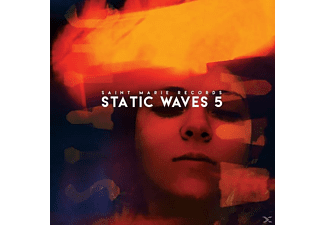 VARIOUS - Saint Marie-Static Waves 5 - (CD)