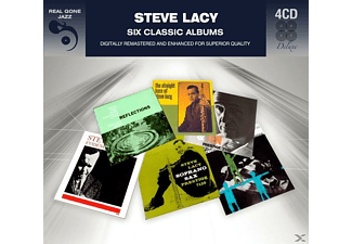 Steve Lacy - 6 Classic Albums - (CD)