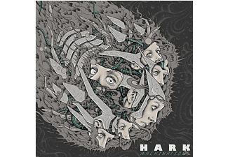 Hark - Machinations (Gatefold Vinyl,Black) - (Vinyl)