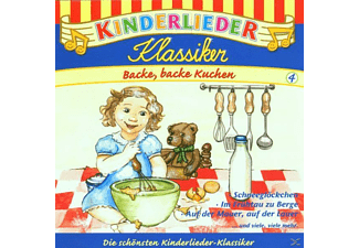 VARIOUS - Kinderlieder Klassiker 04: Backe, backe Kuchen - (CD)