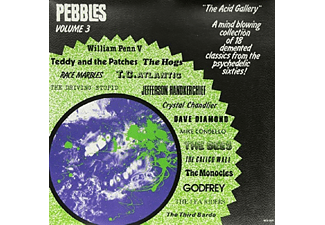 VARIOUS - Pebbles Vol.3 - (Vinyl)