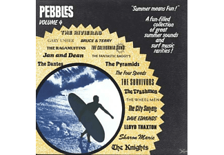 VARIOUS - Pebbles Vol.4-Summer Means Fun! [Vinyl]