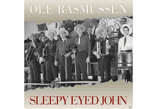 Ole Rasmussen - Sleepy Eyed John - (CD)
