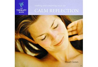 Stuart Jones - Calm Reflection - (CD)