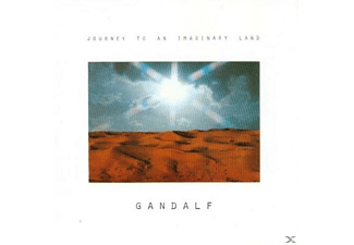 Gandalf - Journey To An Imagernary Land - (CD)