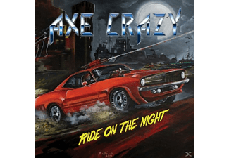 Axe Crazy - Ride On The Night - (CD)
