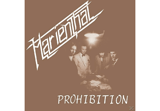 Marienthal - Prohibition - (CD)