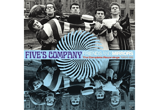Five's Company - Friends And Mirrors - (CD)